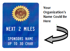 Your Organization's Name Could Be Here