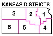Kansas Districts