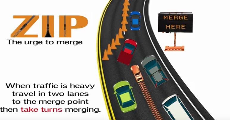 Zip the Urge to Merge Graphic
