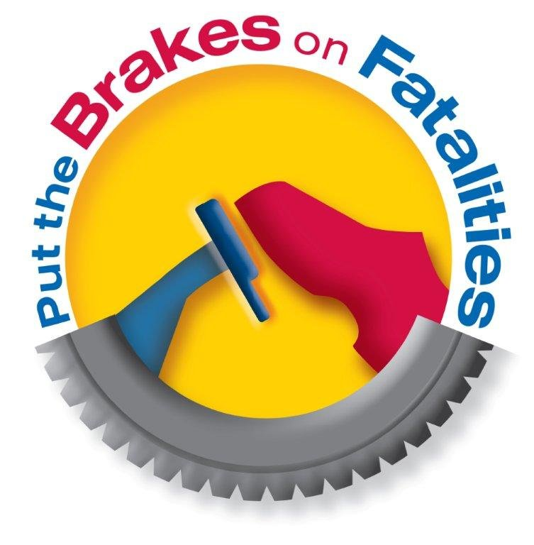 Brakes on Fatalitities Logo Image