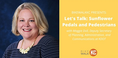 Let's Talk: Sunflower Pedals and Pedestrians