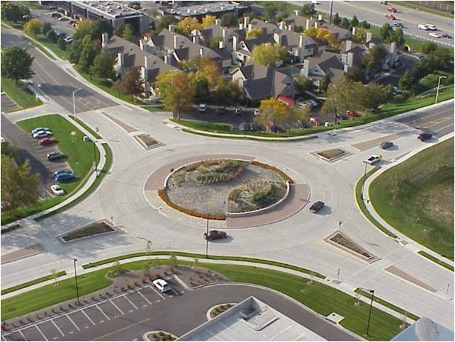 Kdot Roundabout Resources
